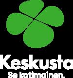 Keskusta-pysty-se kotimainen rgb valkoinen teksti vihrea tunnus